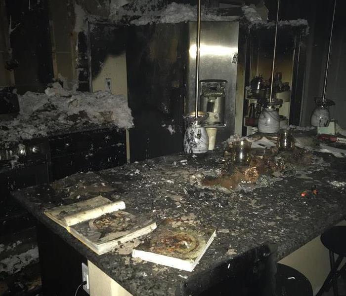 SERVPRO can handle any size fire loss